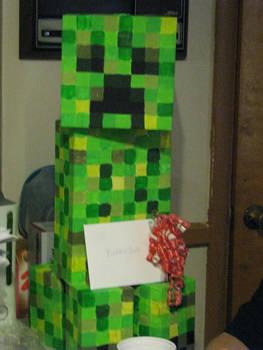 Creeper Pinata