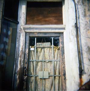 Derelict Shop 2