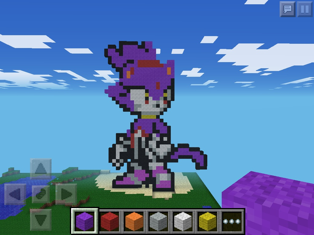 how to make a cat in minecraft