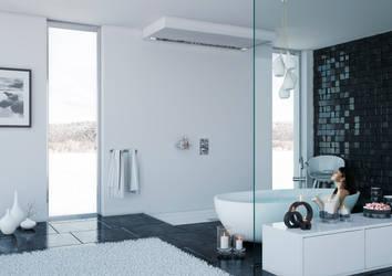 Bathroom by angelofernandes