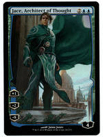 Jace Architect of Thought full art by iplaythisgame