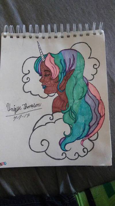 Princess Celestia by UniMetal46