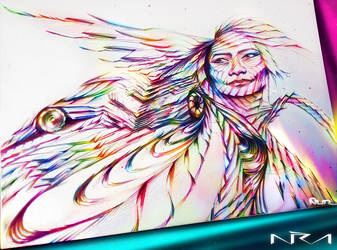 ::: Pocahontasmobim ::: by NurRayArt