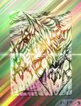 Ultra Pen Art - Nur Rayquaza - by NurRayArt by NurRayArt