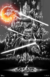 STAR WARS - The Rise of Skywalker   NUREMIX by NurRayArt