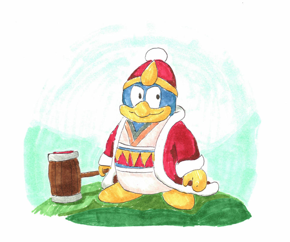 No. 001: King Dedede by ThePokemonLord