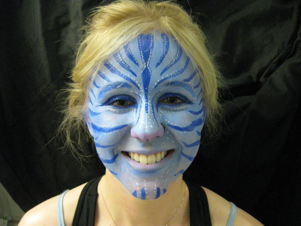 Fred Meyer Face Paint