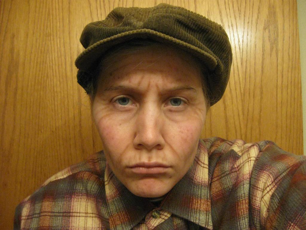 Grandpa makeup by Crispin23