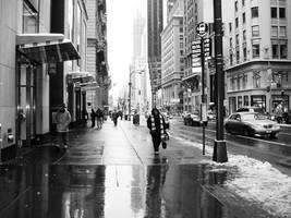 new york by ifeelalittlelost
