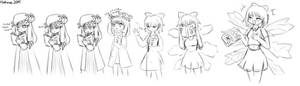 TF sequence Touhou edition