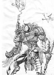 Trophy Hunter by EvilLestat
