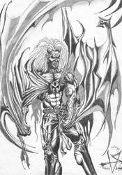Vampire Lycos by EvilLestat