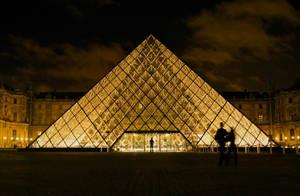 Musee de Louvre by subcoolandice