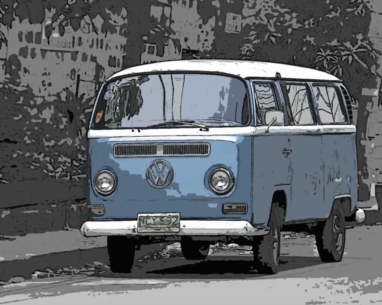 Old School Van by subcoolandice on DeviantArt