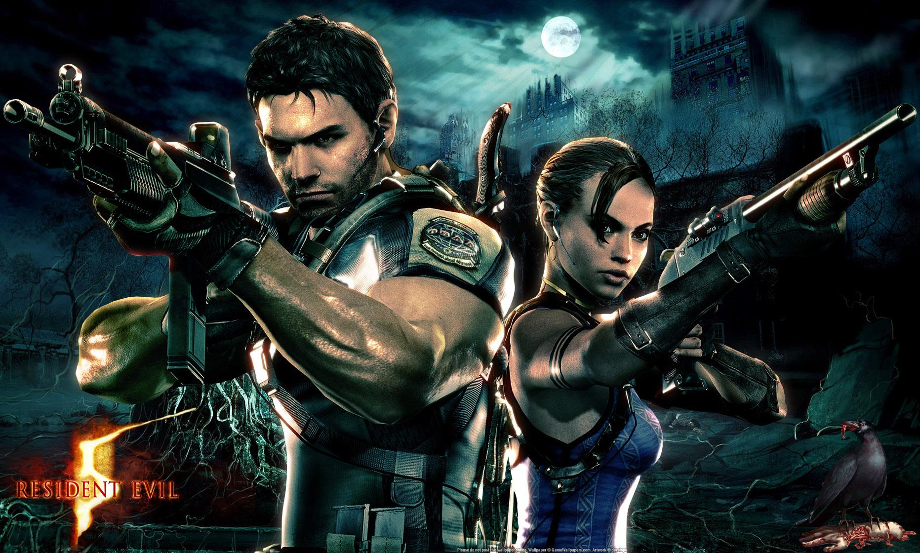 Lindomalvado gamer torrent resident evil 5 gold edition pc - Wallpaper resident evil 5 ...