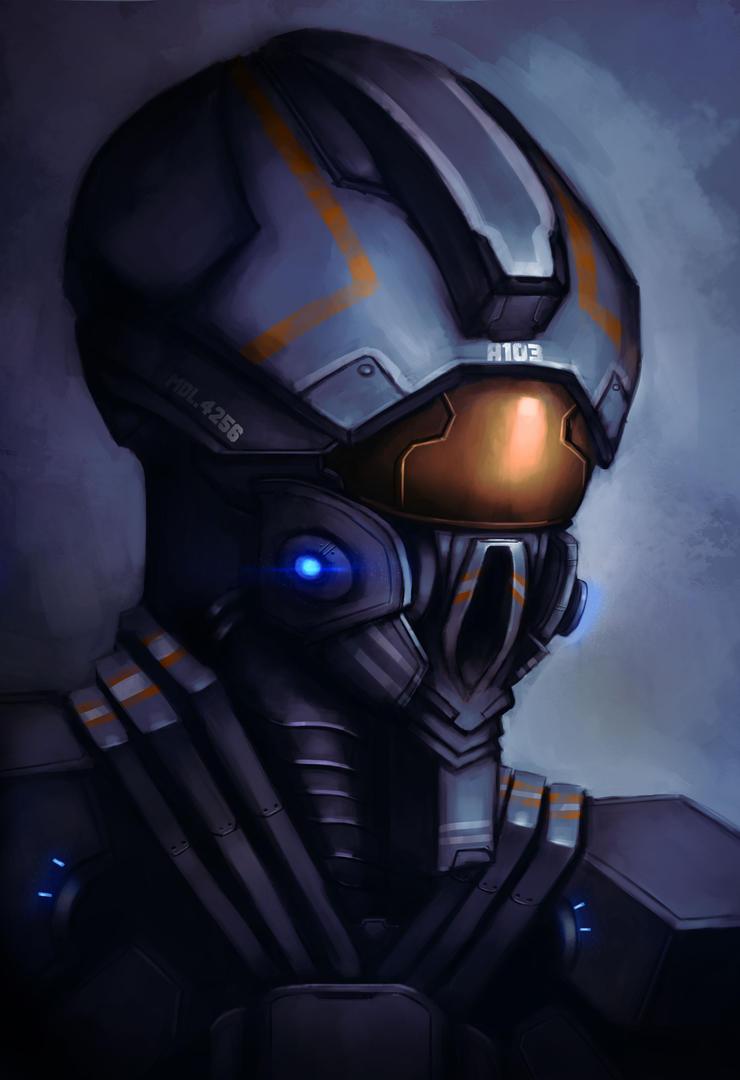 sexy sci fi astronaut helmet - photo #44