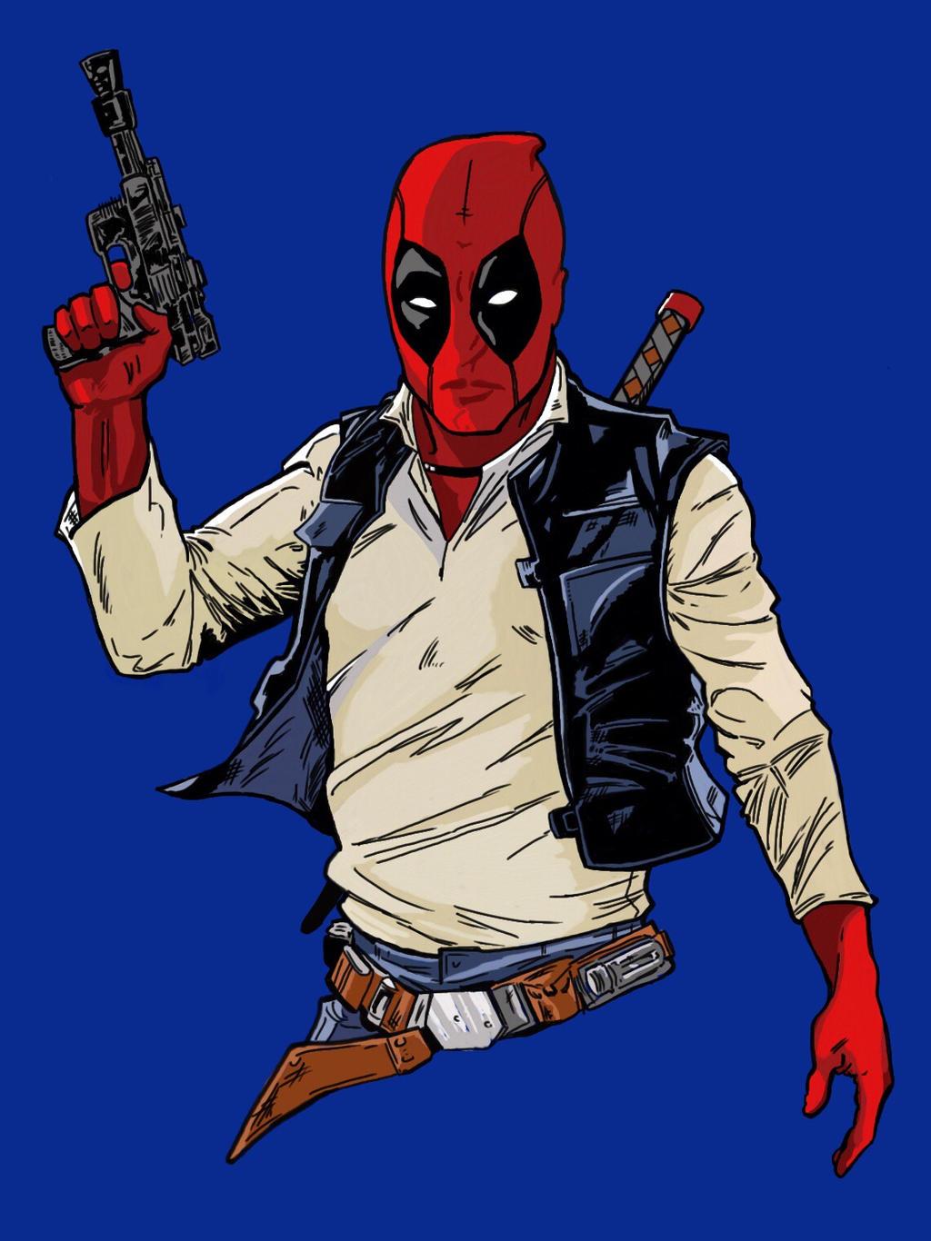 Deadpool Solo