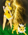 Jolteon's Thunderstorm