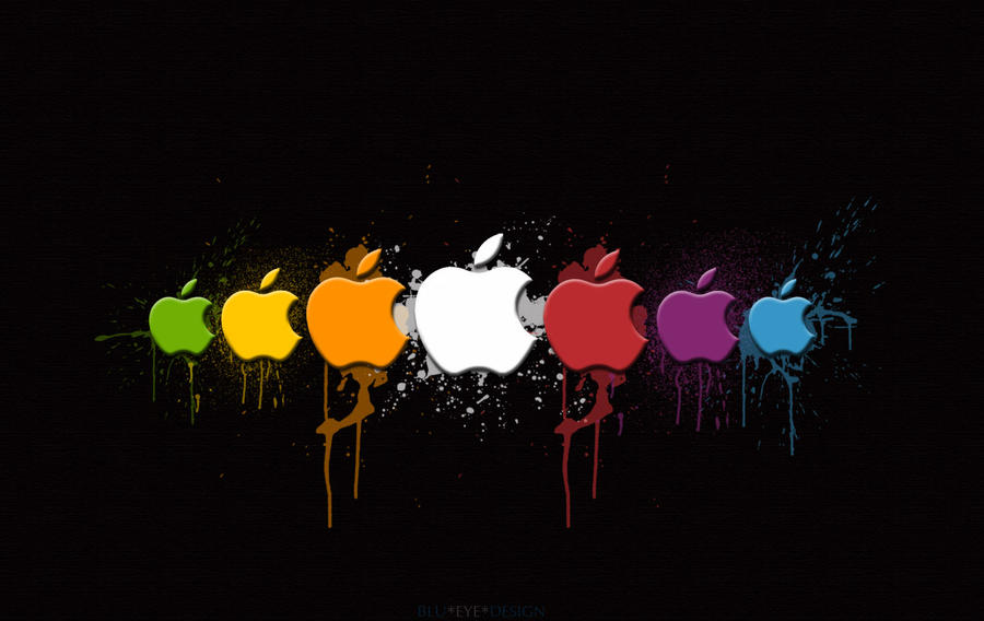 Classic Apple Wallpaper by CoDGuy on DeviantArt