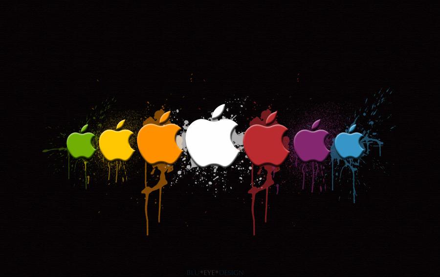 Classic Apple Wallpaper by CoDGuy on DeviantArt