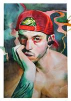 Joshua Dun by ISKVOREETS