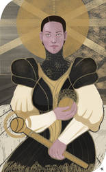 The Empress by KnightYumi