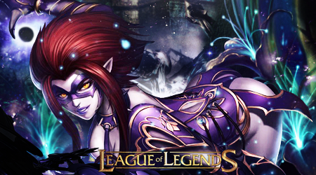 Evelyn League of Legends game by gustavo11s