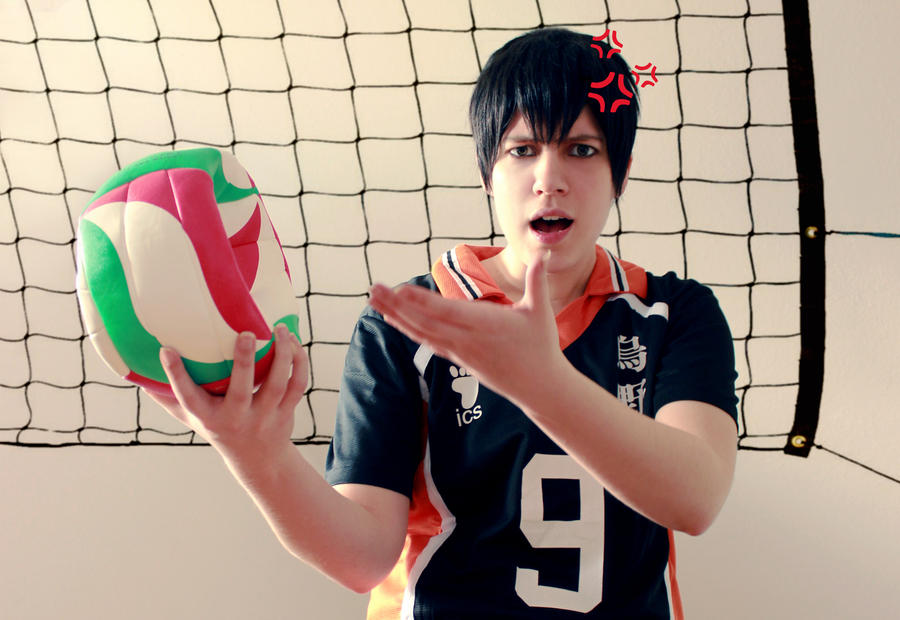 Haikyuu!!! - What happend to the ball? by Gol-D-Ace