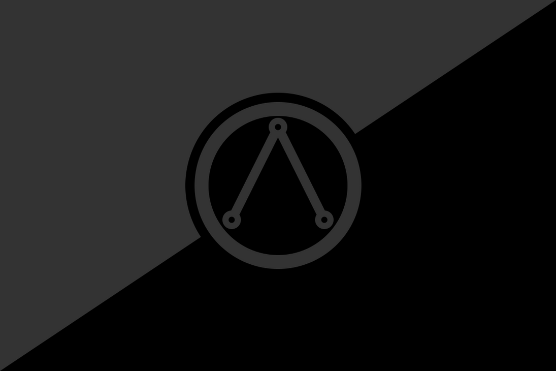 The flag of the Anarcho-Technological Union by FerdinandRosenthal