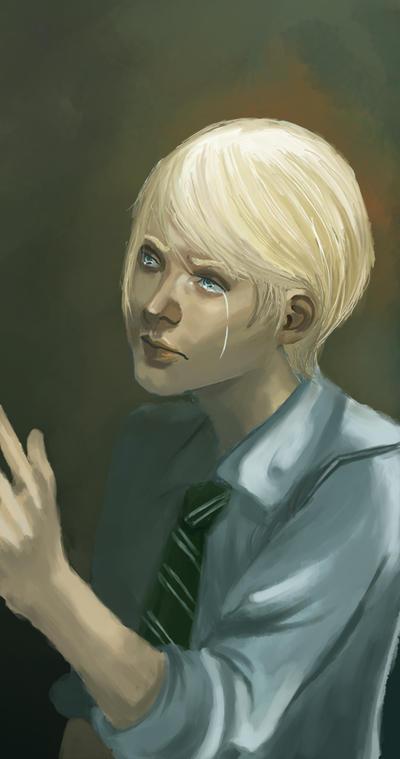 Draco Malfoy The Chosen One by duzie-wuzie