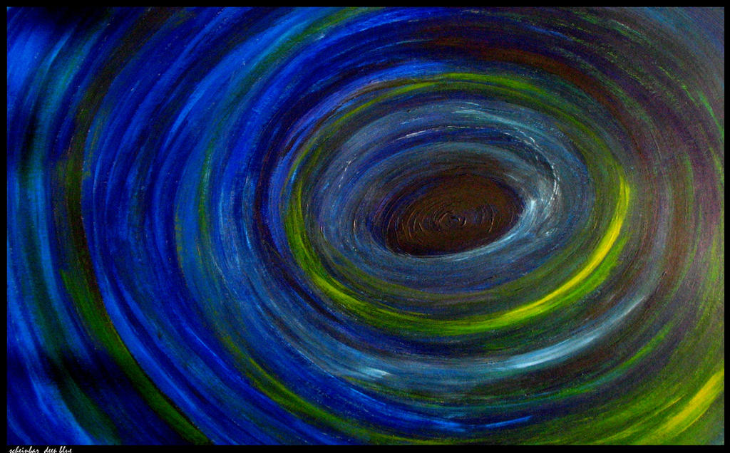 deep blue by scheinbar