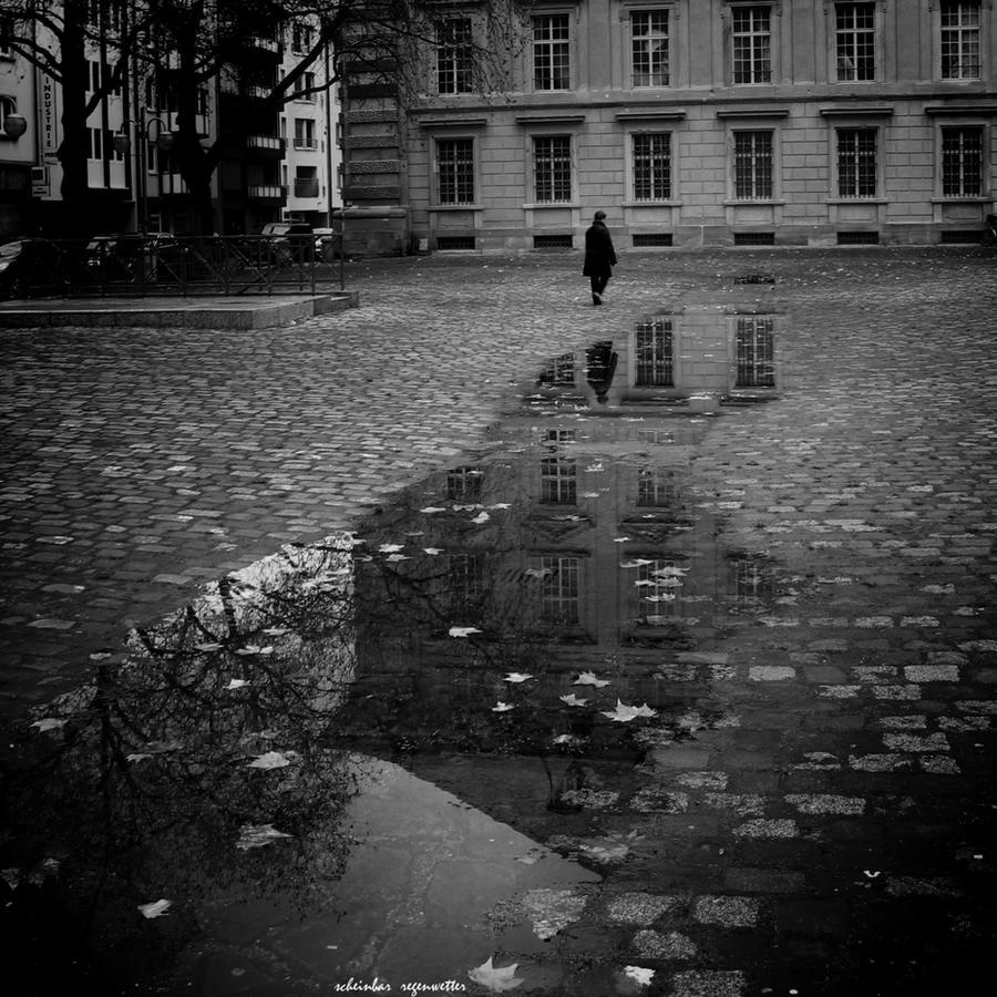 rainy day by scheinbar