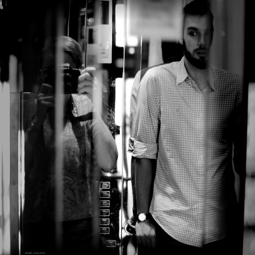 mirror mirror by scheinbar
