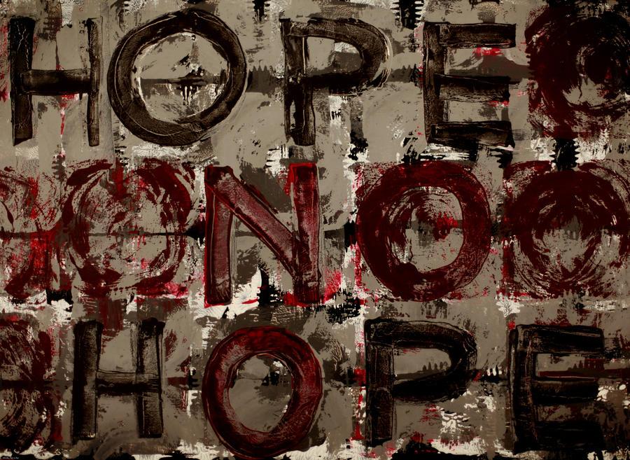 no hope by scheinbar