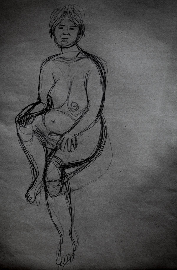 thousand Lines to get one Body by scheinbar
