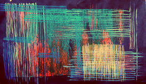 Abstract Line 1 by scheinbar