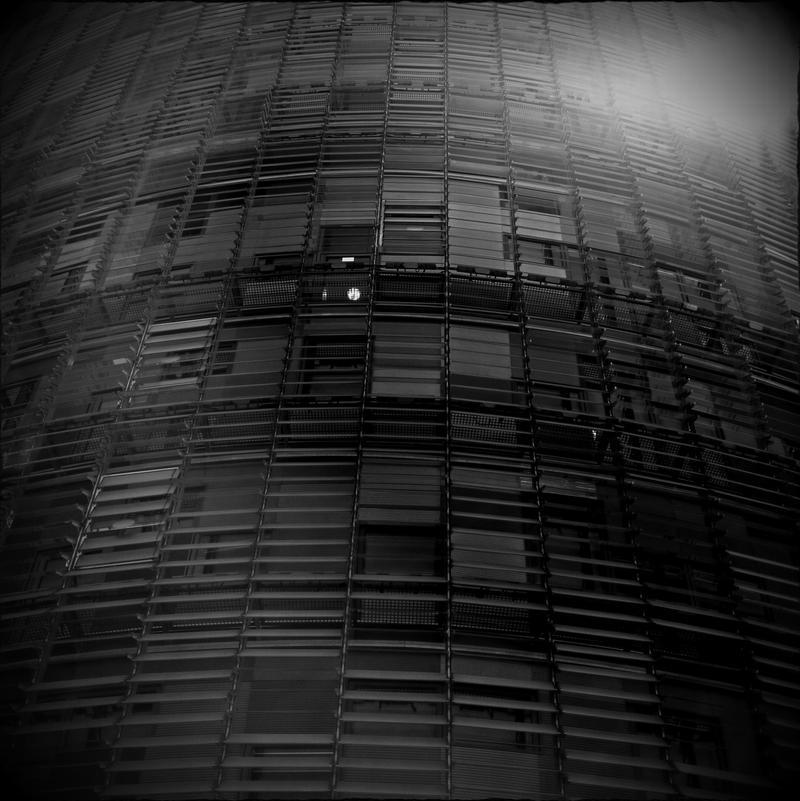Residential Silo by scheinbar