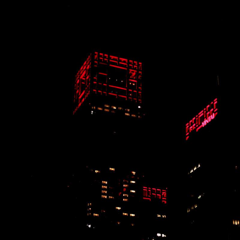 A Red Cube by scheinbar