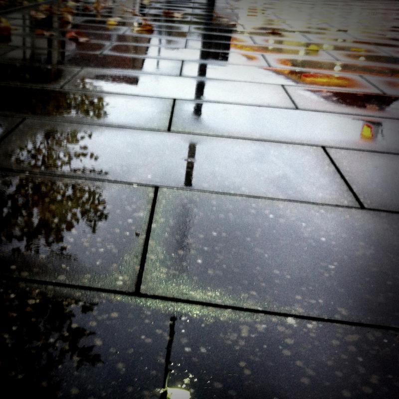 Regenbeleuchtung by scheinbar