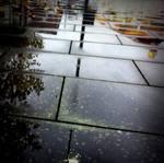 Regenbeleuchtung
