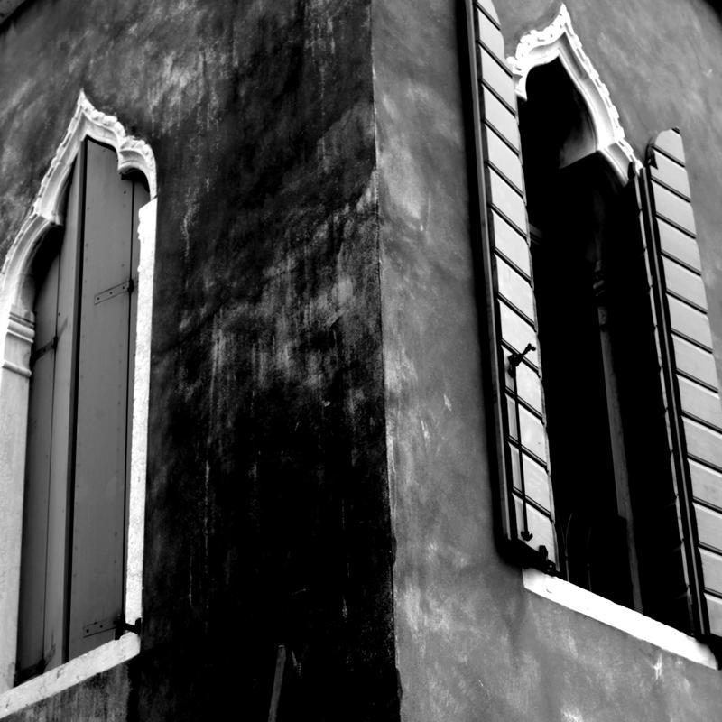 The Shut Window by scheinbar