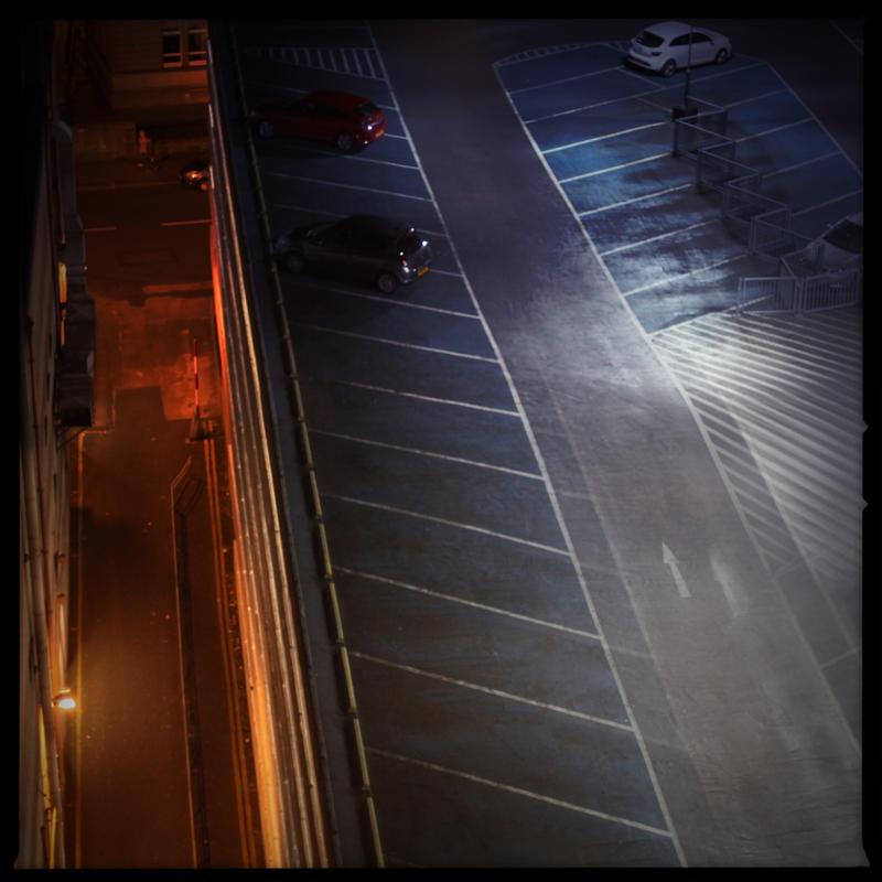Parkdeck by scheinbar