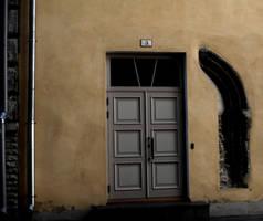 The Door Is Open 17 by scheinbar