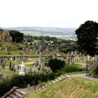 Graveyard by scheinbar