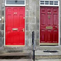 The Door Is Open 45 by scheinbar