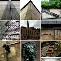 One Day In My Life - Rottweiler Industriegeschicht by scheinbar