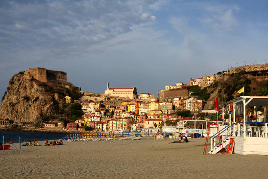The Blue Sky Of Scilla