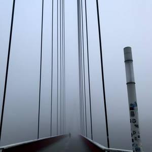 im Nebel Gehen