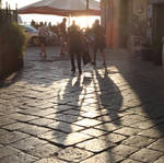 An Evening  in Tropea