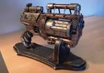 Steampunk Hand Gun